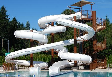 Body Water Slides