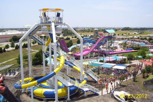 water park attractions