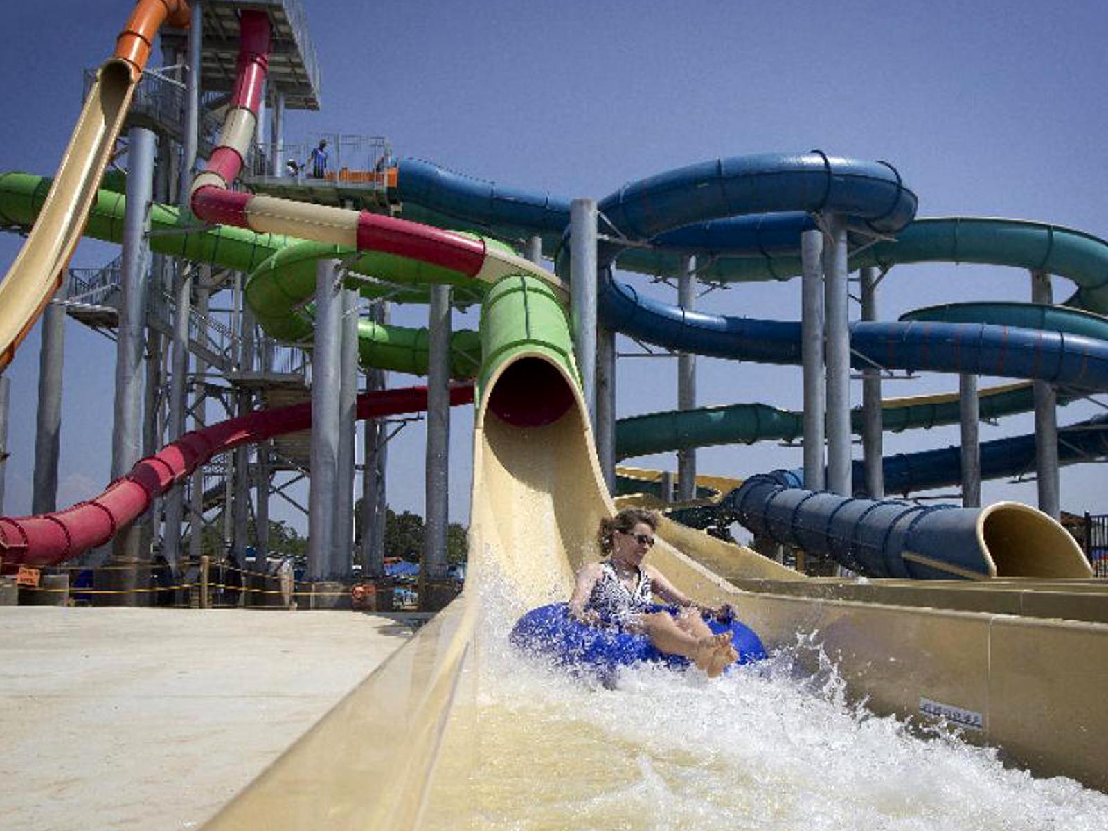 Raft Slide Manufacturer