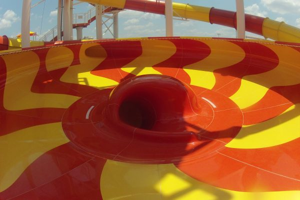 water slide designs