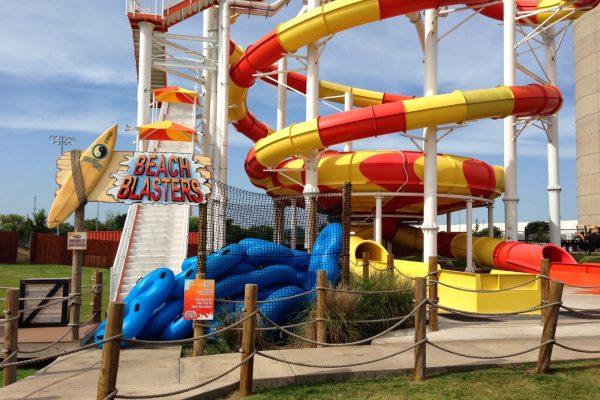 waterpark attractions