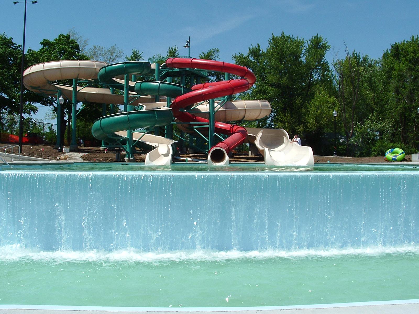 Raft Slide Manufacturing