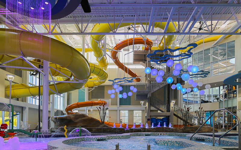 WWA 2018 Leading Edge Award Winner: The Center of Recreational Excellence (CORE) Waterpark