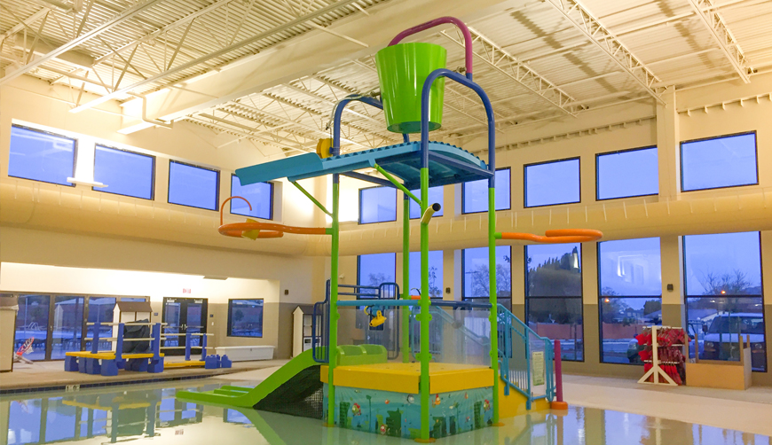 indoor aquatic water parks