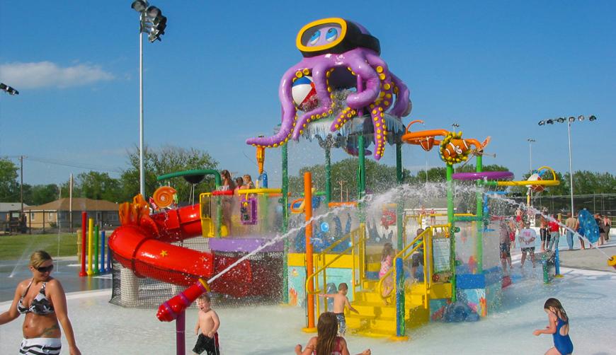 waterpark design