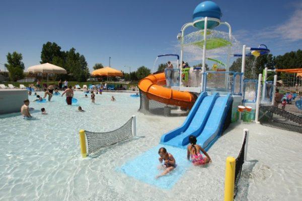family water park design