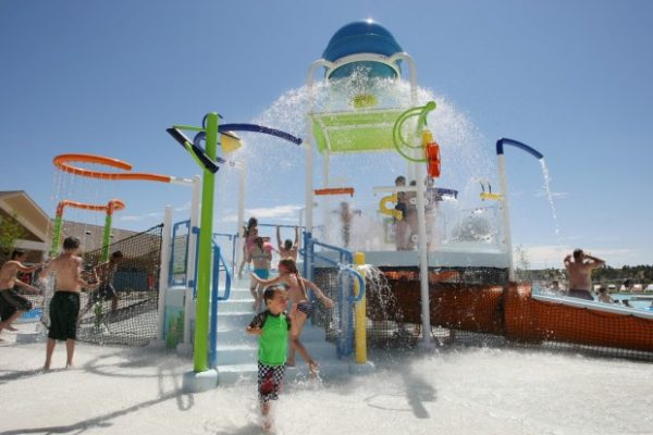 child water park