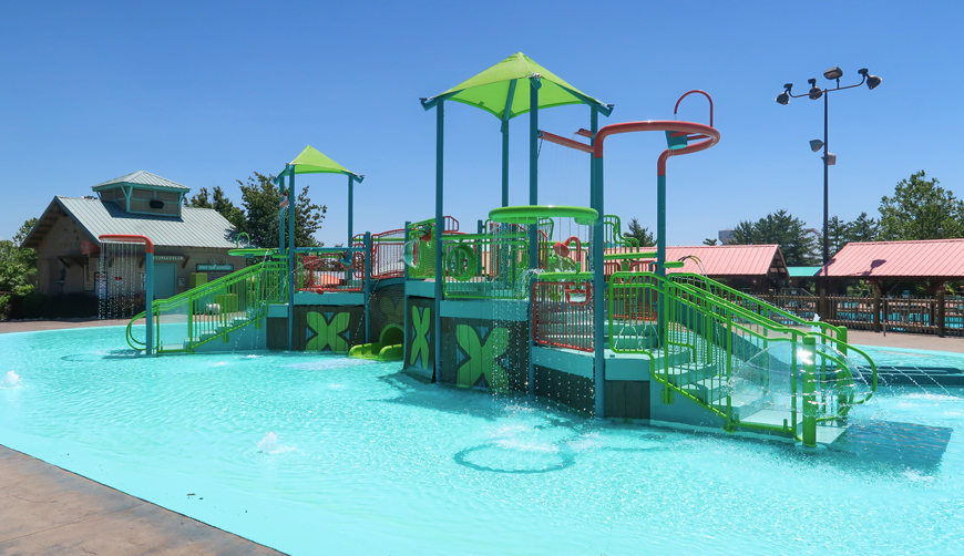 waterparks attraction