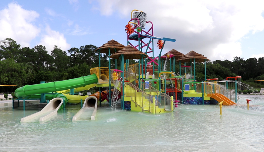 waterpark manufacturing