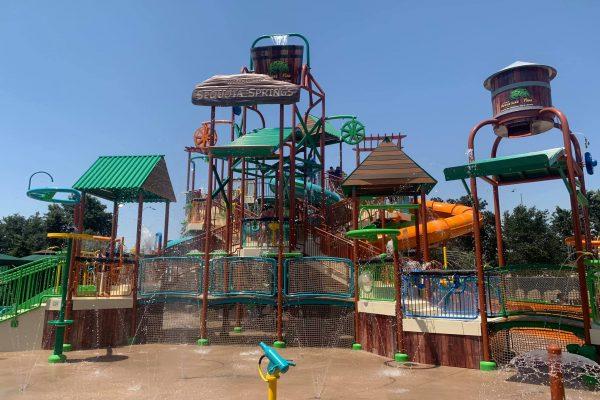 Aquatic Play Unit Manufacturers