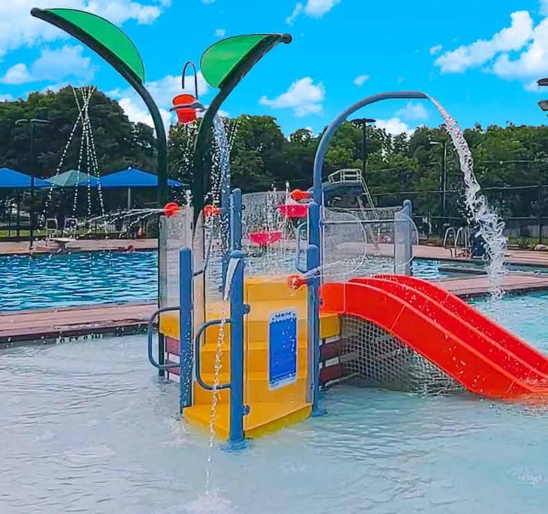 Aquatic Play Units