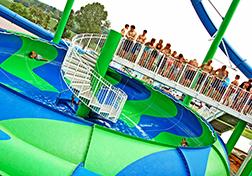 360 Rush Water Slides
