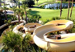 Resorts Water Slides