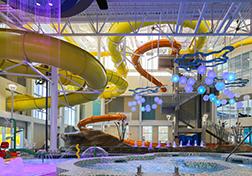 water slides manufacturing
